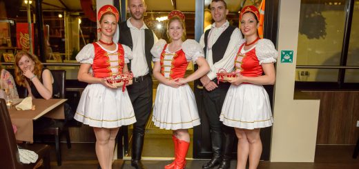 Hungarian Folklore Dance